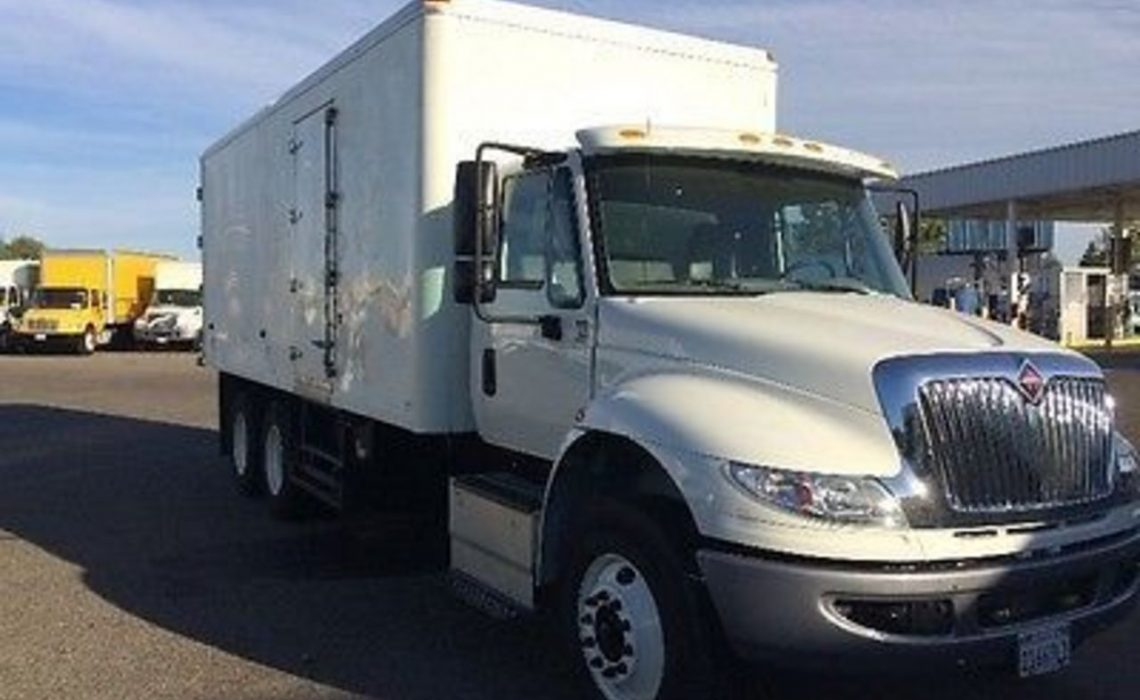 used truck for business